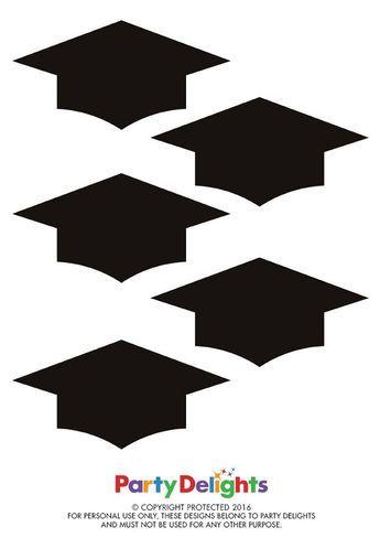 Free Printable Graduation Bunting Party Delights Blog Graduation Printables Free Graduation Printables Graduation Diy