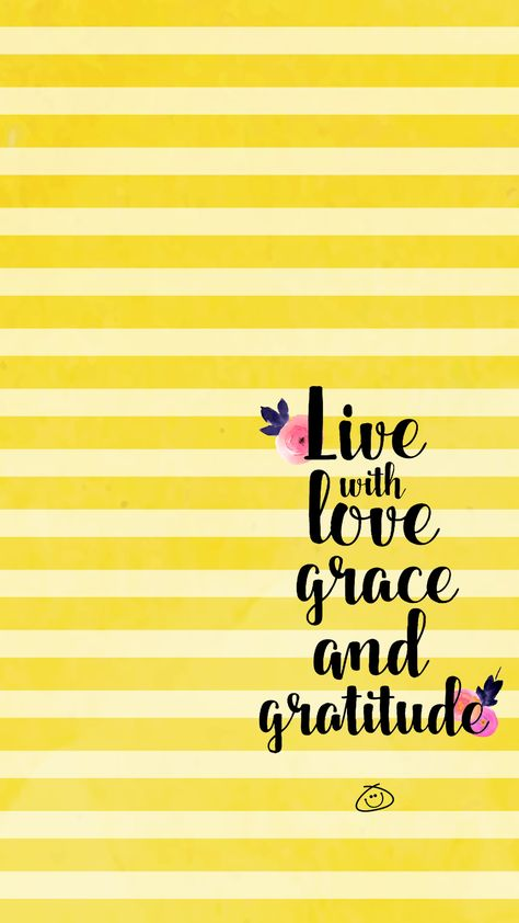 Free Colorful Smartphone Wallpaper - Live with love | Colorful Zone