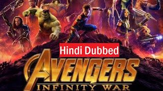 Avengers Infinity War in Hindi Dubbed 2018 | Iron Man, Thor