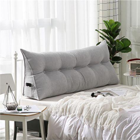 Pillow Headboard, Bed Rest Pillow, Sofa Pillows, Sofa Bed, Back Pillow For Bed, Bed Wedge Pillow, Day Bed Cushions, Best Bed Pillows, Headboard Cover
