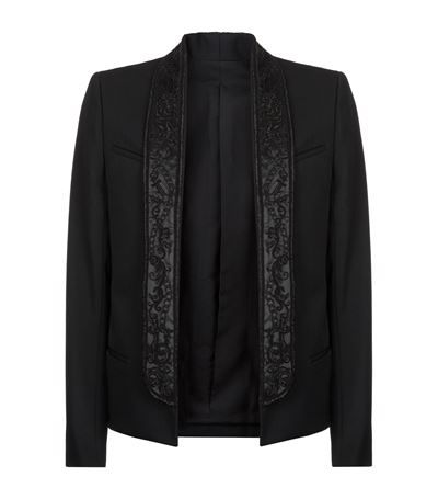 Balmain Embroidered Evening Jacket available to buy at Harrods. Shop men's designer fashion online and earn Rewards points.