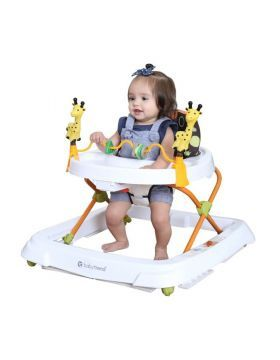 Baby Trend Walker Zoo-ometry
