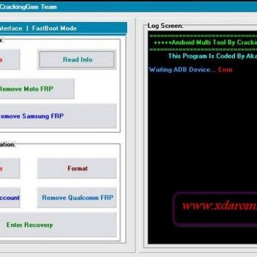 Android Multi FRP Unlock Tool Download Free & Without