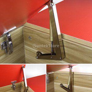 リフト 油圧 リフトアップ 水平ヒンジ式 実用 戸棚 家具 畳 ドア