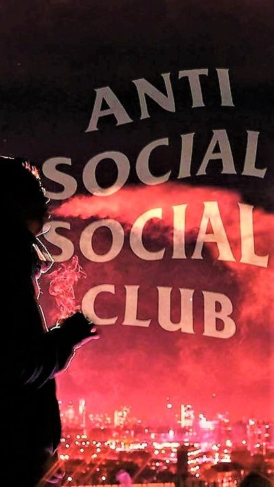 Anti Social Social Club Anti Social Anti Social Social Club Social Club