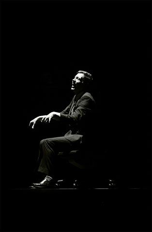 Lee Evans (best comedian of all time). We get to see him in October!