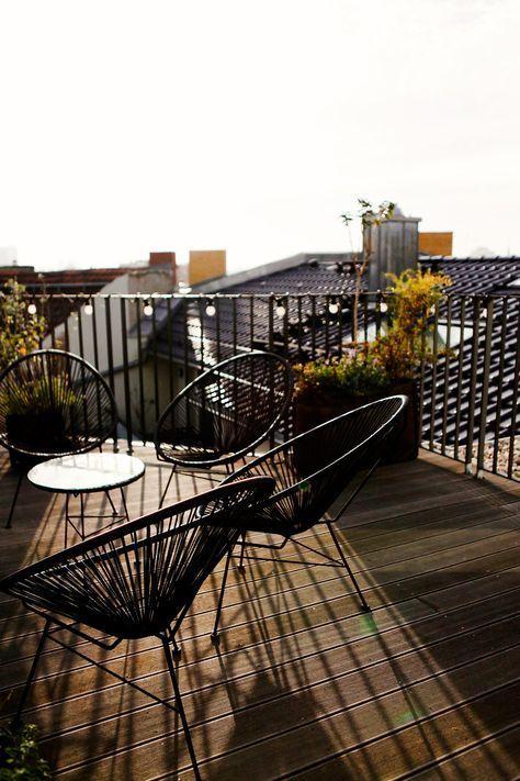 Sillas De Jardin Muebles Para Terraza Pequeña Muebles De