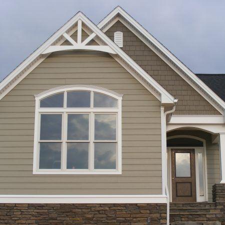 Gable Pediment 400 Pediment Home Exterior Makeover Roofing Options