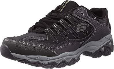 skechers memory foam shoes mens