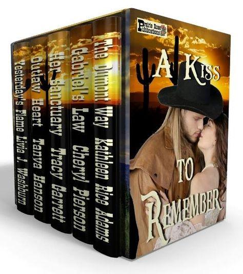 A Kiss To Remember Kathleen Rice Adams Cheryl Pierson Livia J