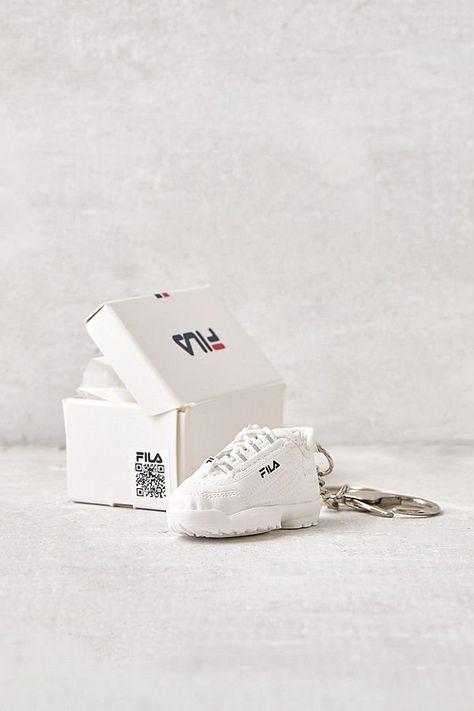 6c1bf423367 FILA UO Exclusive Sneaker Keychain