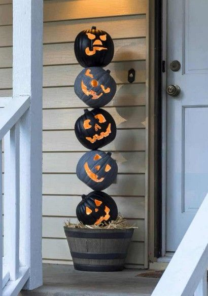 40 Most Amazing Outdoor Halloween Decorations Diy Ideas For This
