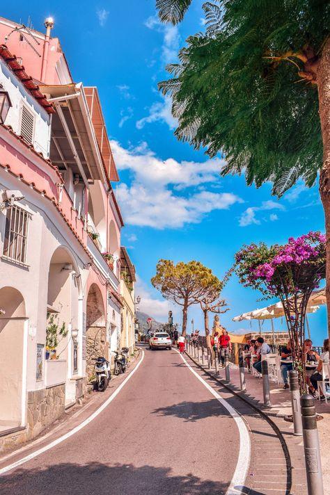 The most beautiful places on the Amalfi Coast -