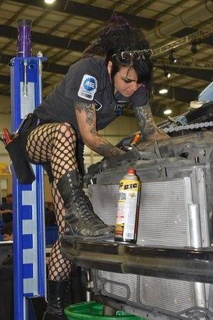 Faye Hadley Hotest Mechanic Ever Beautiful Little Girls Figure Drawing Poses Strong Women