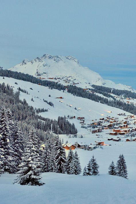 Our top 5 most romantic ski resorts for a holiday in the French, Swiss and Austrian Alps. We've also included our favourite romantic hotels for each ski resort. Beautiful Places To Travel, Beautiful Hotels, Ski Holidays, Winter Photos, Winter Landscape, Travel Aesthetic, Adventure Is Out There, Places To Visit, Ski Resorts