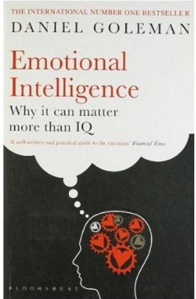 Affiliate الذكا العاطفي هو الذكاء الأهم والأكثر تأثيرا من الذكاء المعرفي كتاب الذكاء العاطفي ولماذ Emotional Intelligence Books For Self Improvement Emotions