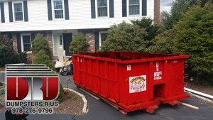 10 Yard Dumpster Rental Local Service Provided To A Lexington Massachusetts Homeowner To Dispose Of Drywall And Carpe Dumpster Rental Dumpster Rent A Dumpster