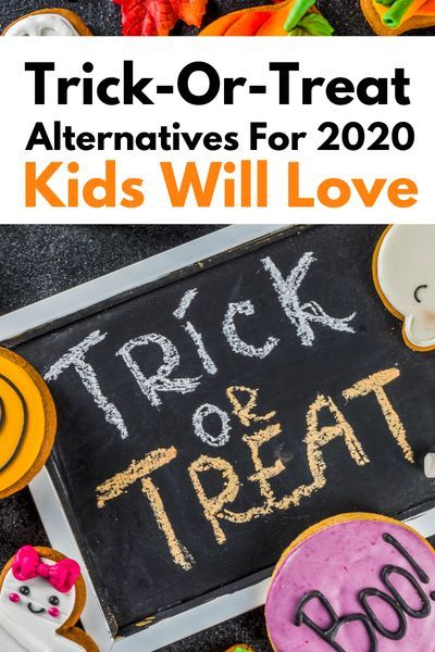 Alternative To Halloween 2020 Ten Trick Or Treating Alternatives For Halloween 2020