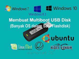 Cara Mudah Membuat Bootable Dengan Aplikasi Universal Usb Installer Usb Linux Mint