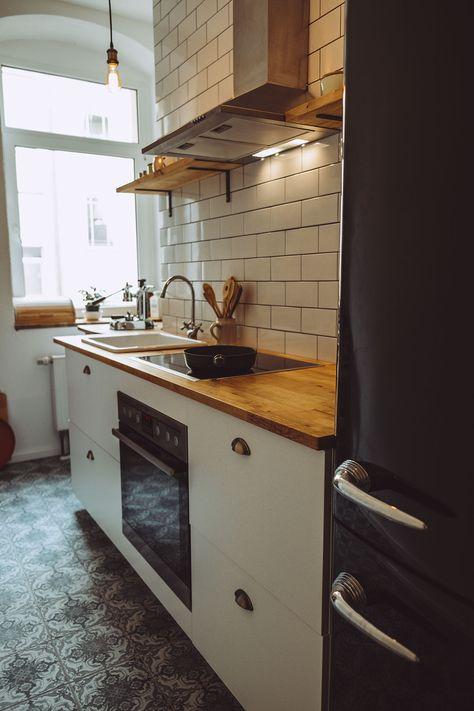 Neues aus der Küche - Alt trifft auf Neu | wohnen | Retro industrial ...