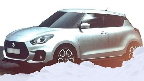 Maruti Suzuki Swift Sport To Get A 1 4 Litre Turbocharged Engine