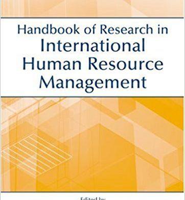 Handbook Of Research In International Human Resource Management Pdf Resource Management Human Resource Management Human Resources