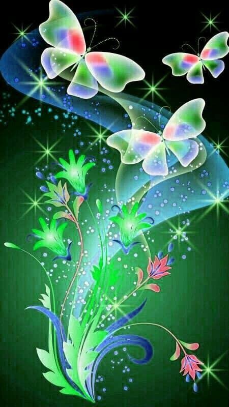 Flower Butterfly Purple Butterfly Wallpaper Butterfly Wallpaper Iphone Butterfly Wallpaper
