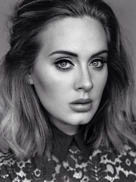 Adele - bycie skromnym mimo sławy. http://womanmax.pl/adele-bycie-skromnym-mimo-slawy/