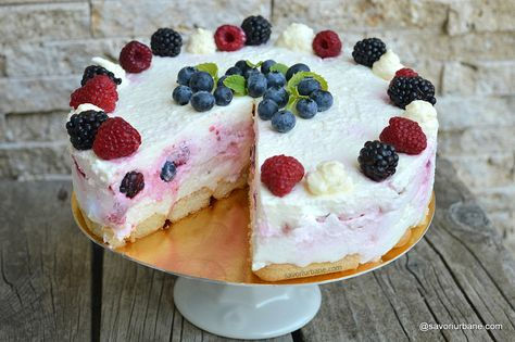 Cheesecake cu coacere