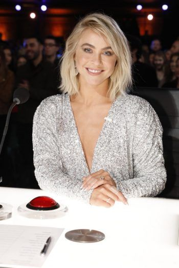 Julianne Hough Agt Is A Long Term Investment In