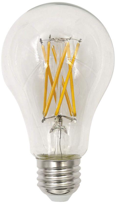 75 Watt Equivalent 8 Watt Led Dimmable Filament A21 Led Incandescent Light Bulb Light Bulb