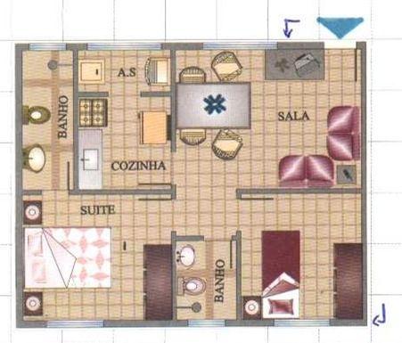 planos de casas pequenas mexico