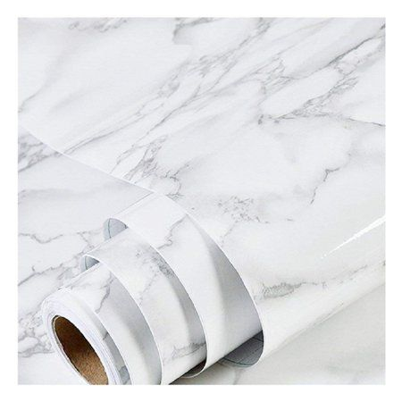 Moaere Diy Self Adhesive Marble Wallpaper Granite Texture Contact