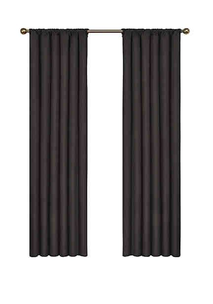 Pin On Swing Arm Curtain Rods