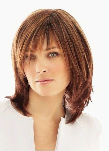 18+ Med short hair cuts inspirations