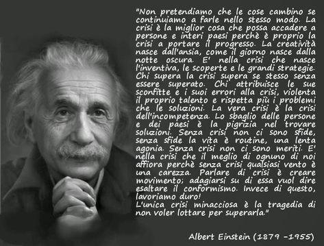 il ventaglio di piume: Le mie frasi preferite del grande Albert Einstein