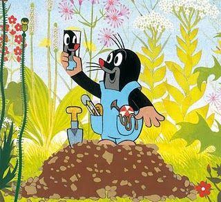 1 Portrait of Zdenek Miler INTRODUCTION Zdenek Miler (fig. is creator of the most popular cartoon figure ''the Mole'' in.