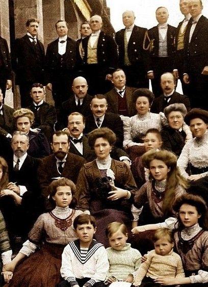 The Romanov Family Romanov Family Tsar Nicholas Ii Russian History