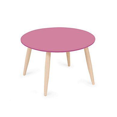 Table Basse Ronde Manon Fushia But Salon Decoration Scandinave Bois Rose Table Basse Table Basse Scandinave Table Basse Ronde