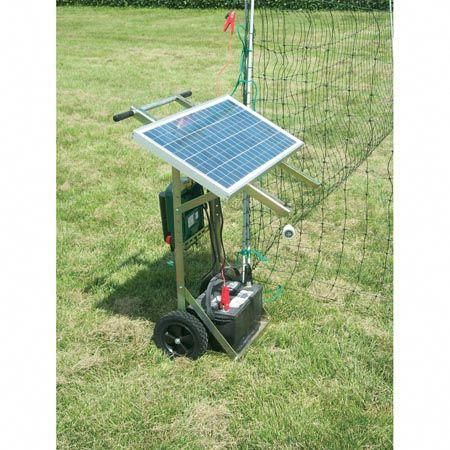 Solar Power Panel Energizer And Dolly Kit Shippingf Stromberg S Chicks And Game Birds Solarpanels Solare In 2020 Solar Panels Solar Energy Panels Best Solar Panels