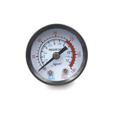 Ad Ebay Url 10mm Thread Gas Air Pump Pressure Gauge Compressor Manometer 0 12bar 0 180psibma In 2020 Pressure Gauge Air Pump Air Pressure Gauge