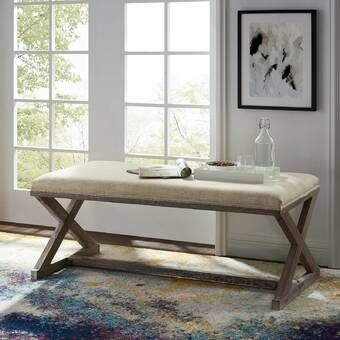 45++ Laurel foundry modern farmhouse bench style