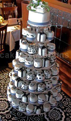 39 idées de gâteaux de mariage pour 2015