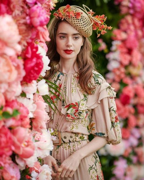 Lily Collins Channels a Summer Garden and More Best Dressed Looks | E! News
