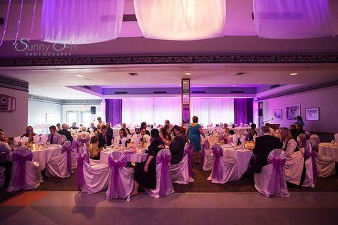 Lakeview Resort In Gimli Manitoba Indoor Wedding Reception Venue