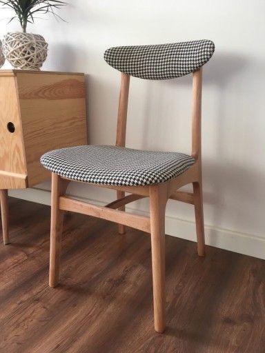 Krzeslo Halas Prl Pepitka Typ 190 200 7342350224 Oficjalne Archiwum Allegro Furniture Makeover Furniture Home Decor