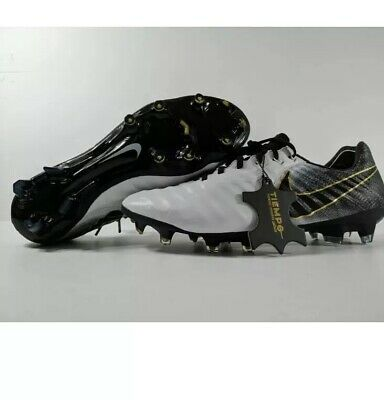 Advertisement Ebay Nike Tiempo Legend 7 Elite Fg Soccer Cleats White Gold Ah7238 100 Size 10 Soccer Cleats Cleats Nike Soccer