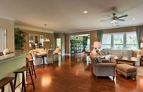 Tangerly Oak New Home Plan Ocala Fl Del Webb Home Builders Home Decor New House Plans