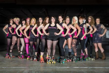 Hall High Grad to Skate with Team Canada in Roller Derby World Cup