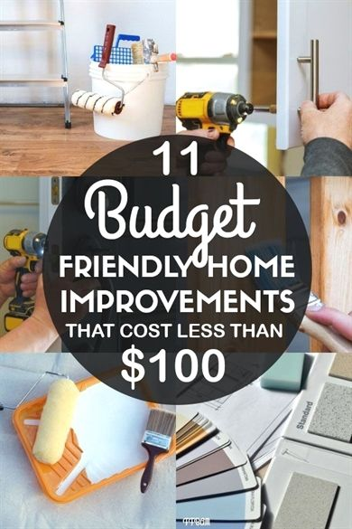 Treat Yourself And Your Family To A Better Home With These Home Improvement Tips With Images Home Improvement Home Improvement Projects Cheap Diy